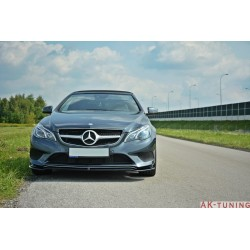 Frontläpp v.1 - Mercedes E-class (W212) Coupé/Cabrio