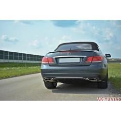 Bakre diffuser - Mercedes E-class (W212) Coupé/Cabrio | AK-ME-E-212F-C-RS1