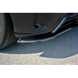 Bakre sidosplitters - Mercedes A-class (W176) AMG Facelift | AK-ME-A-176F-AMG-RSD1