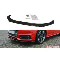 Frontläpp v.2 - Audi A4 B9 S-line