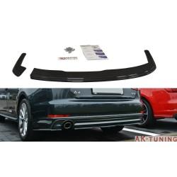 Bakre diffusersplitter & sidosplitter - Audi A4 B9 S-line