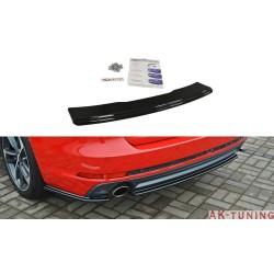 Bakre diffuser splitter - Audi A4 B9 Avant S-line