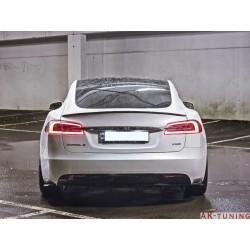 Bakre diffuser - Tesla Model S Facelift