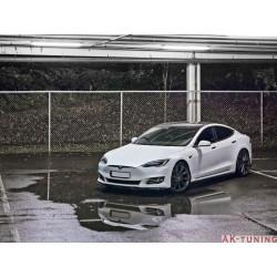 Sidokjol splitter - Tesla Model S Facelift | AK-TE-MODELS-1F-SD1