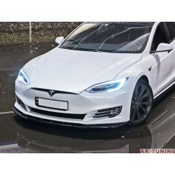 Frontläpp v.1 - Tesla Model S Facelift | AK-TE-MODELS-1F-FD1