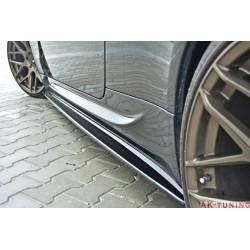 Sidokjol splitter - BMW M6 E63 | AK-BM-6-63-M-SD1