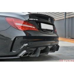 Bakre diffuser v.1 - Mercedes CLA45 AMG C117 Facelift