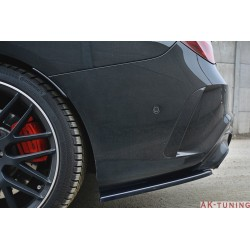 Bakre sidosplitters - Mercedes CLA45 AMG C117 Facelift