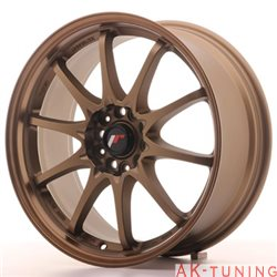 Japan Racing JR5 18x8 ET35 5x114.3 Dark ABZ | JR518805H3574DABZ