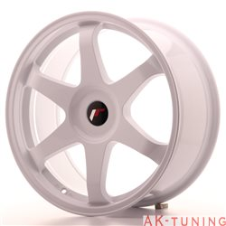 Japan Racing JR3 19x8.5 ET20-40 Blank White
