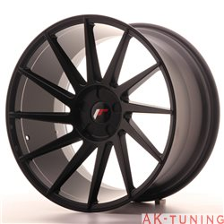 Japan Racing JR22 20x11 ET20-40 5H Blank MBlack | JR2220115X2074BF