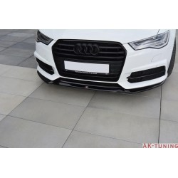 Frontläpp v.1 - Audi S6 C7 Facelift   AK-AU-A6-C7F-SLINE-FD1
