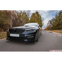 Frontläpp v.2 - BMW 5-Serien G30 (M-paket) | AK-BM-5-G30-MPACK-FD2