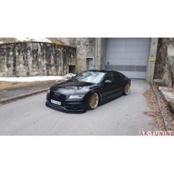 Frontläpp v.2 - Audi A7 4G S-line