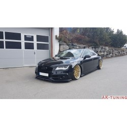 Frontläpp v.1 - Audi A7 4G S-line