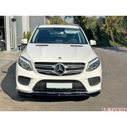 Frontläpp v.1 - Mercedes GLE W292 AMG-Paket