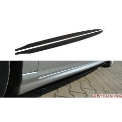 RACING Sidokjolar diffusers VW PASSAT B6/B7 R-LINE | AK-VW-PA-B6-RLINE-CNC-SD1