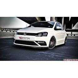 Frontläpp v.1 VW POLO MK5 GTI (FACELIFT)