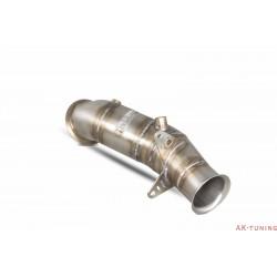 BMW M235i - De-cat turbo downpipe - Scorpion | SBMC068