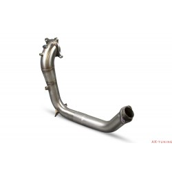 Honda Civic Type R FK2 (LHD) - Downpipe (utan katalysator) - Scorpion | SHDC014