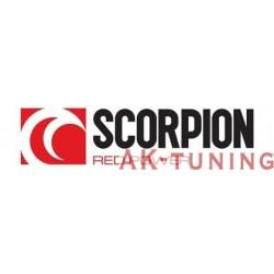Honda Civic Type R FK8 - Downpipe (utan katalysator) - Scorpion