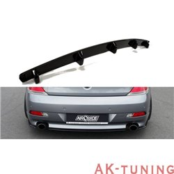 Diffuser splitter BMW 6 E63 / E64 (PREFACE MODEL)
