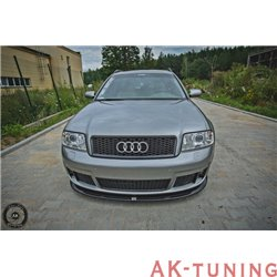 FRONT RACING SPLITTER AUDI RS6 C5