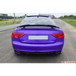 Vinge/läpp tillägg Audi RS5 B8.5 (Facelift)