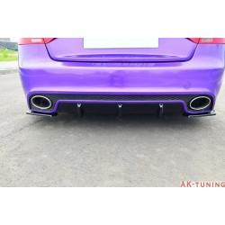 Bakre diffuser splitter - Audi RS5 B8.5 (Facelift) | AK-AU-RS5-1F-RSD1