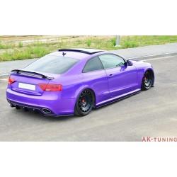 Sidokjol splitters - Audi RS5 B8.5 (Facelift)