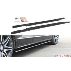 Sidokjol splitter - Mercedes CLS W218 Facelift