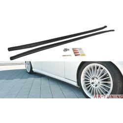 Sidokjol splitters - Mercedes CLS W219 55AMG