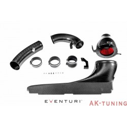 Audi RS3 Gen 2 - Full Svart Kolfiber insug - Eventuri