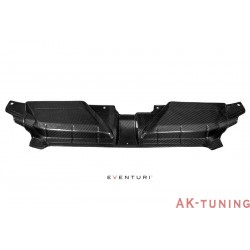 Audi RS5 B8.5 Facelift - Svart Kolfiber Slam Panel Cover - Eventuri | EVE-RS5-CF-SLM
