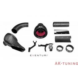 Audi S5 3.0TFSI - Svart Kolfiber insug - Eventuri | EVE-B8S5-CF-INT