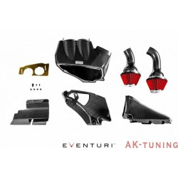 Audi RS6/RS7 C7 - Svart Kolfiber insug - Eventuri