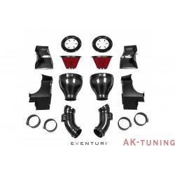 BMW M6 F1x - Full Svart Kolfiber insug - Eventuri | EVE-F1XM6-INT