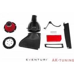Golf MK7 GTi, R - Full Svart Kolfiber insug - Eventuri | EVE-2TFSI-CF-INT