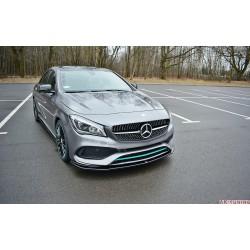 Frontläpp v1 - Mercedes CLA C117 AMG Facelift