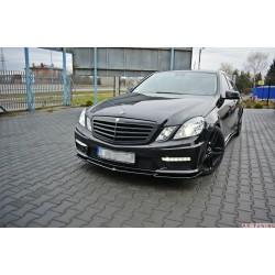 Frontläpp v1 - Mercedes E63 AMG W212 | AK-ME-E-212-AMG-FD1G