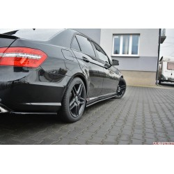 Sidokjol splitter - Mercedes E63 AMG W212 | AK-ME-E-212-AMG-SD1G