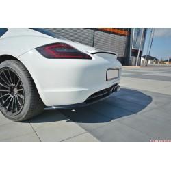 Bakre sidosplitter - Porsche Cayman S 987C