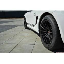 Sidokjol diffuser - Porsche Cayman S 987C