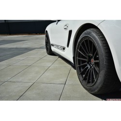 Sidokjol splitter - Porsche Cayman S 987C | AK-PO-CA-S-987-SD1T