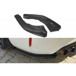 Bakre sidosplitter - BMW M2 F87 Coupé
