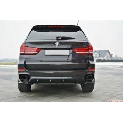 Bakre diffuser splitter - BMW X5 F15 M50d | AK-BM-X5-15-M-RS1T