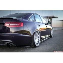 Bakre sidosplitters - AUDI A6 C6 Facelift sedan