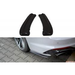 Bakre sidosplitters - Audi RS5 B9 Coupé