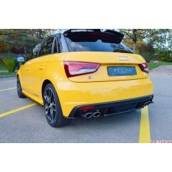Bakre sidosplitters - Audi S1 8X