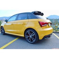 Sidokjol splitter - Audi S1 8X